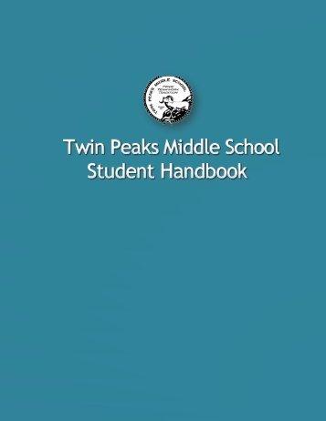 Student Handbook - Poway Unified School District