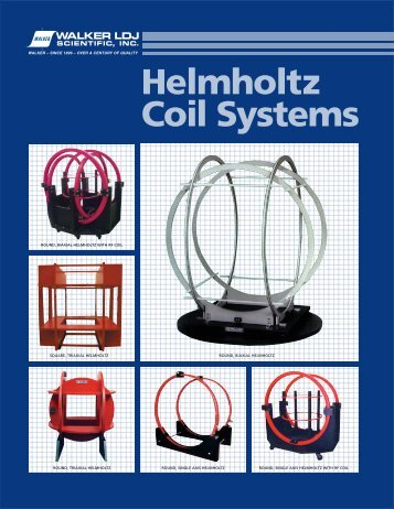 Helmholtz Coil Systems - Power Guide Marketing