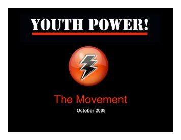 Youth Power - National Empowerment Center