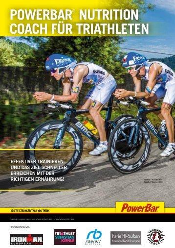 Triathlon - PowerBar