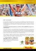 Triathlon - PowerBar - Seite 6