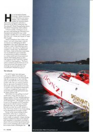 The fairytale - Powerboat Archive