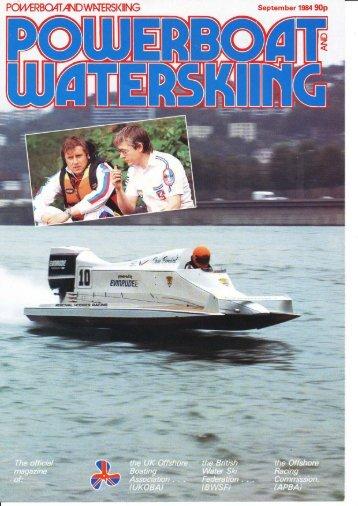 1984 Tom Percival - Powerboat Archive