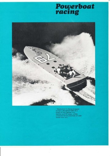 Untitled - Powerboat Archive