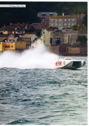 .-*YT', - Powerboat Archive