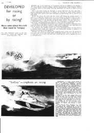 for racing DEVELOPED by racingl - Powerboat Archive