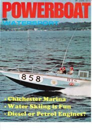 S S - Powerboat Archive