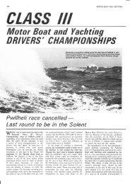 SLASS ilt - Powerboat Archive