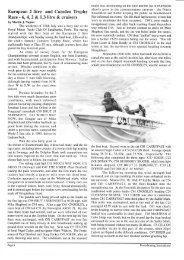 Race - 6, 4,2 & 1.3 litre & cruisers - Powerboat Archive
