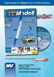 Modell - PowerBox Systems