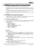 TPMC821-SW-65 - powerBridge Computer Vertriebs GmbH - Page 7