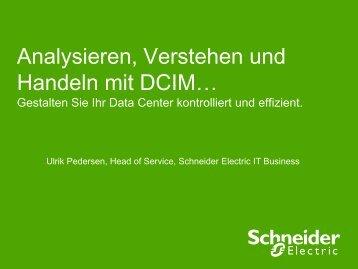 Analysieren, Verstehen und Handeln mit DCIM… - PowerBuilding
