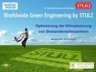 Optimierung der Klimatisierung von ... - PowerBuilding