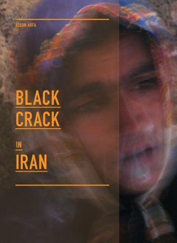 BLACK CRACK IRAN - powerHouse Books