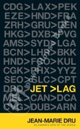 Jet Lag - powerHouse Books