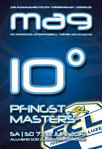 MAG PFINGST MASTERS 10° | 2014