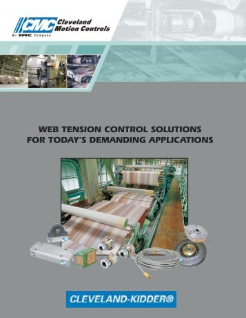 web tension control solutions for today's demanding ... - Power/mation