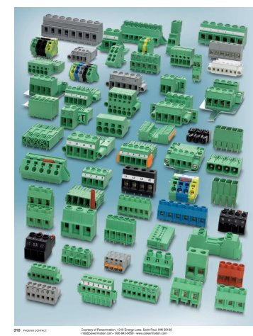 Phoenix Contact COMBICON power - PCB Terminal ... - Power/mation