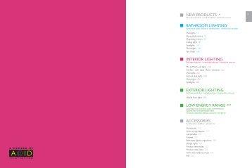 SPA - Kataloger Design Belysning AS