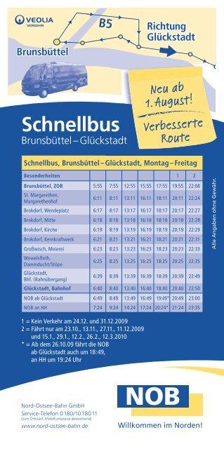 Schnellbus - Veolia Transport