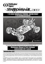 Introduction 前言Maintenance Manual & Parts ... - Powertoys