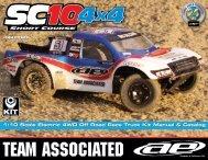 SC10 4X4 manual