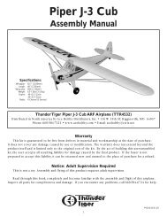 Piper J-3 Cub Assembly Manual
