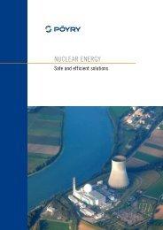 Nuclear Energy Brochure - Poyry.co.uk