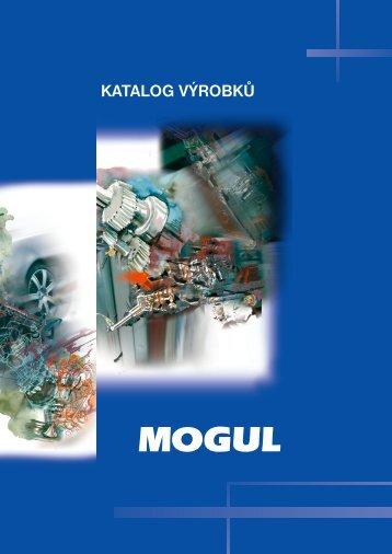 Mogul Katalog CZ - kompletní přehled výrobků a jejich ... - ARKOV