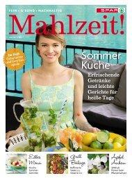 SPAR Mahlzeit! Sommer Küche - Heft 3/2014