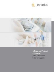 Laboratory Product Catalogue Total Laboratory Science Support