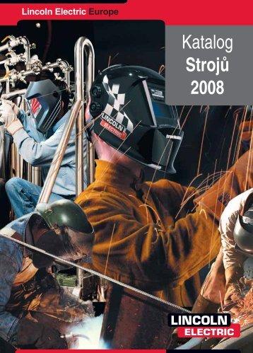 Katalog Strojů 2008 - CZ WELD sro