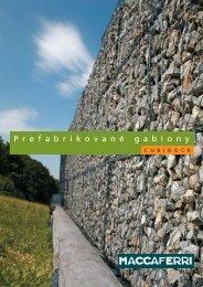 gabiony CUBIROCK - Eurogabions s r. o.