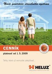 Cenník - Poziadavka.sk