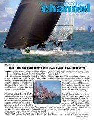 March 2009 - Coconut Grove Sailing Club