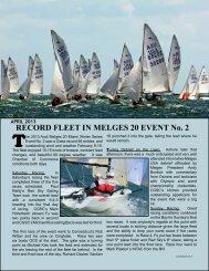 April 2013 - Coconut Grove Sailing Club