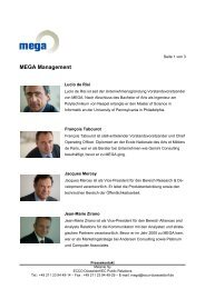 MEGA Management f, Layout 1 - ECCO Düsseldorf