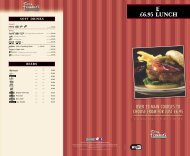 Download LF Lunch - Frankie and Bennys