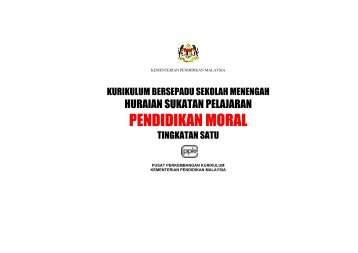 Tingkatan 1 - Kementerian Pelajaran Malaysia
