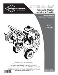01937 (2800 PSI) - Ppe-pressure-washer-parts.com