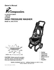 HIGH PRESSUR WASHER - Ppe-pressure-washer-parts.com