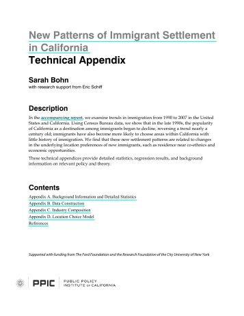 in Technical Appendix Table D1 - Public Policy Institute of California