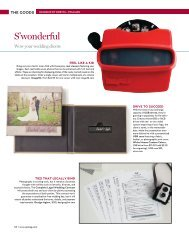 Wow Your Wedding Clients - Professional Photographer Magazine