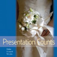 Presentation Counts - Professional Photographer Magazine