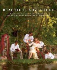 beautiful adventure - Professional Photographer Magazine