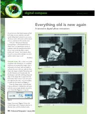 Everything old is new again - Professional Photographer Magazine