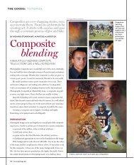 Composite Blending - Professional Photographer Magazine