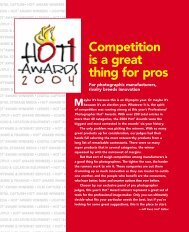 Competition is a great thing for pros - Professional Photographer ...