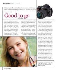D40 review - Professional Photographer Magazine