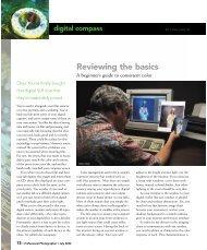 Reviewing the basics - Professional Photographer Magazine